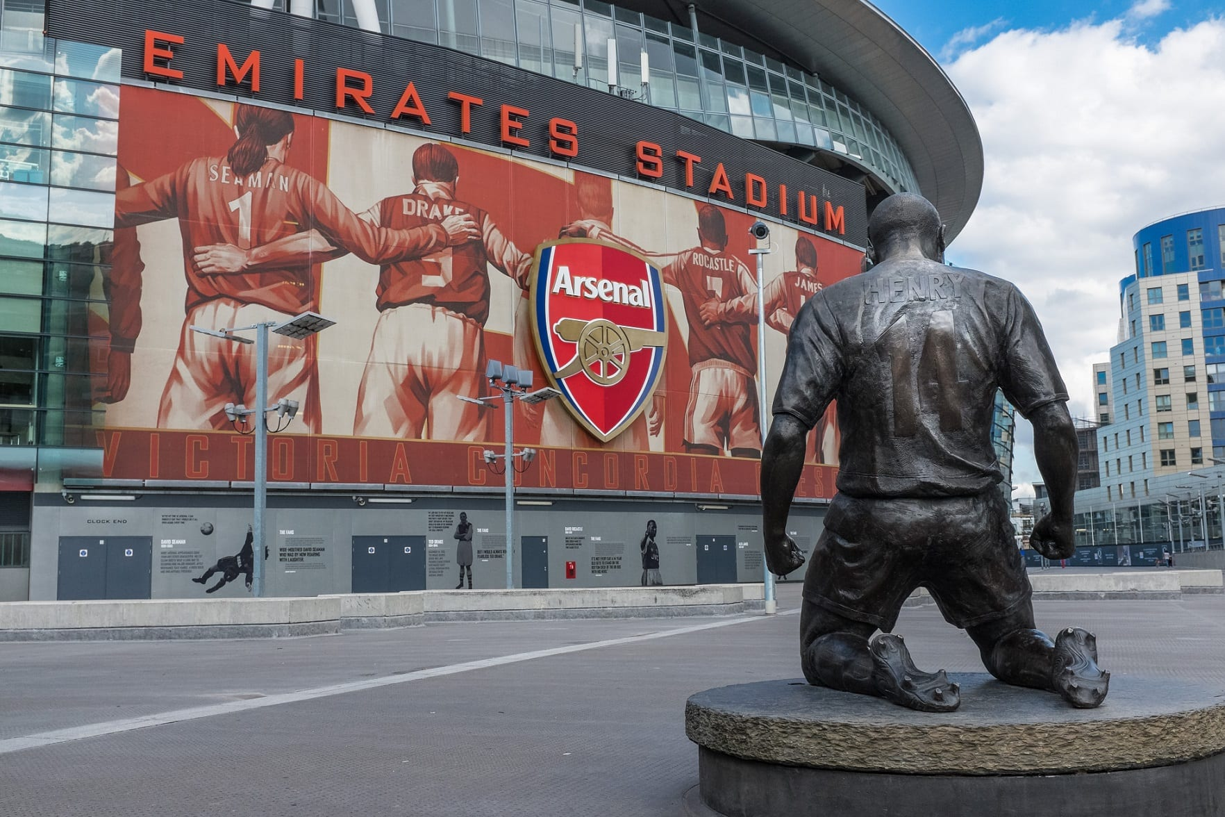 Stadion Arsenalu Emirates