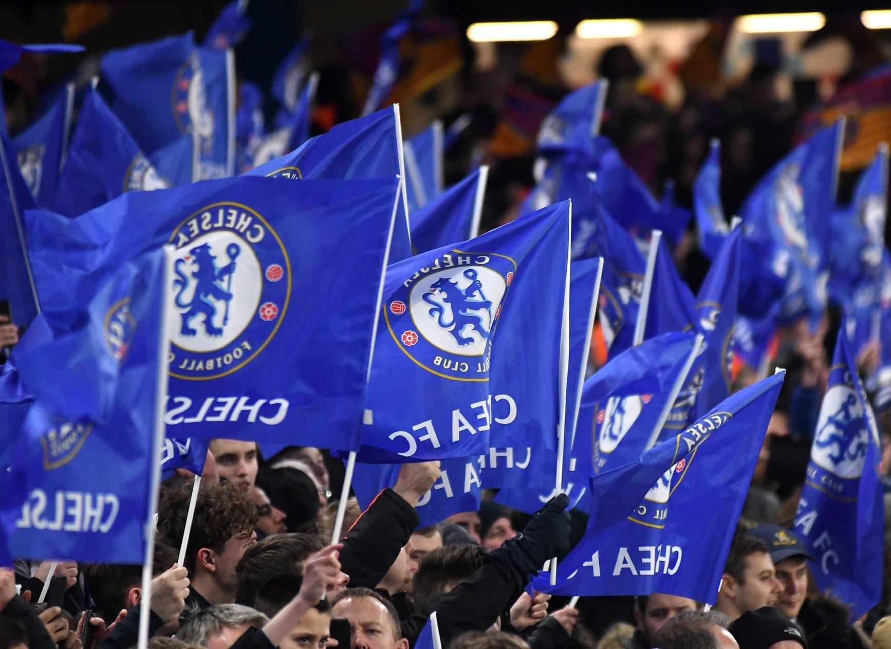 Chelsea flagi