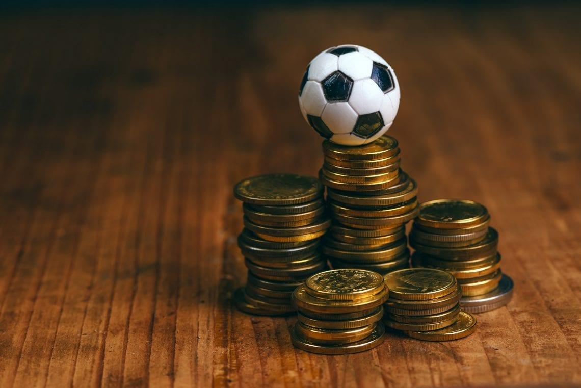 Pieniądze i piłka nożna