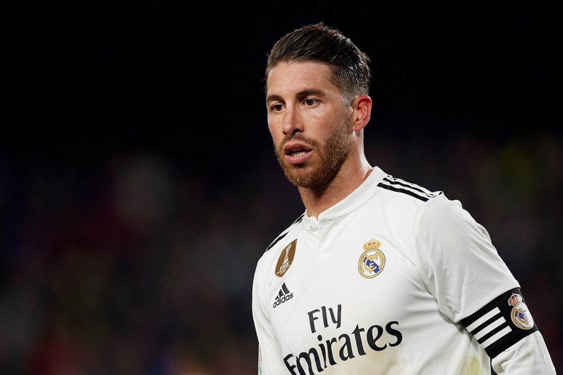 Sergio Ramos Real Madryt