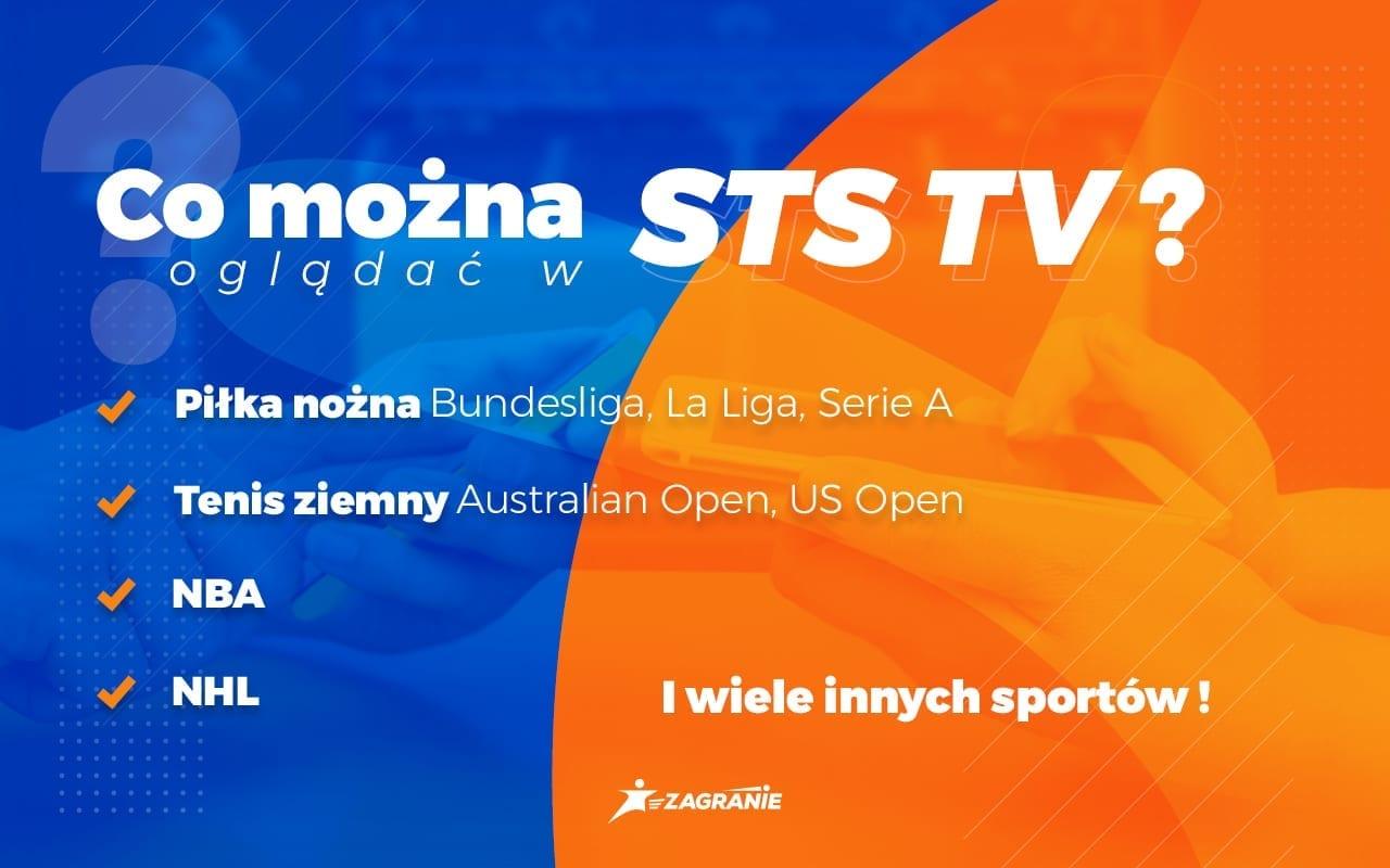 STS TV - co można oglądać