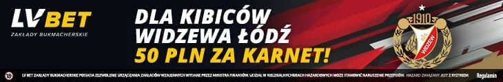 Karnet Widzew LV BET