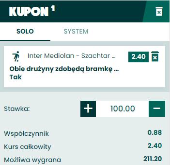 Liga Europy zakład specjalny 17.08.