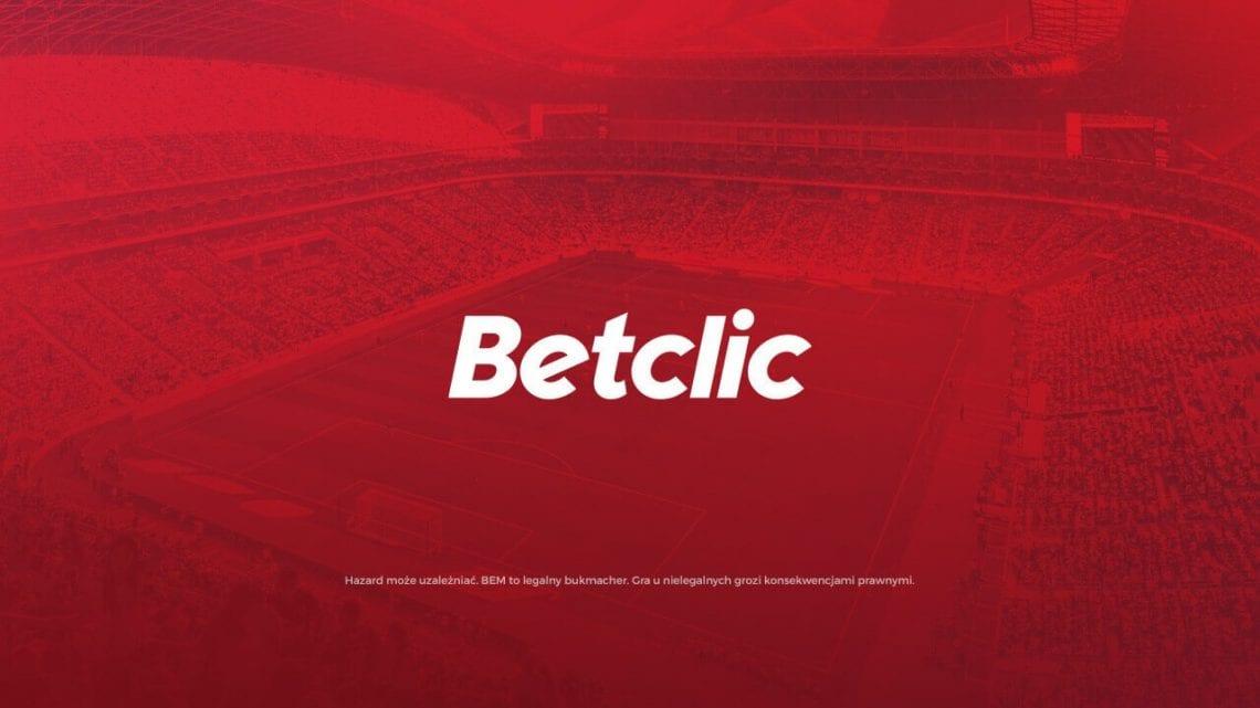 Betclic logo bukmacher