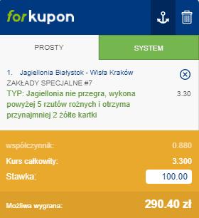 Ekstraklasa Forbet 24.08.