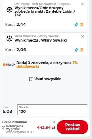 Puchar Polski - czwartek