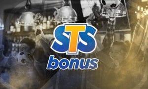 STS grafika z bonusem