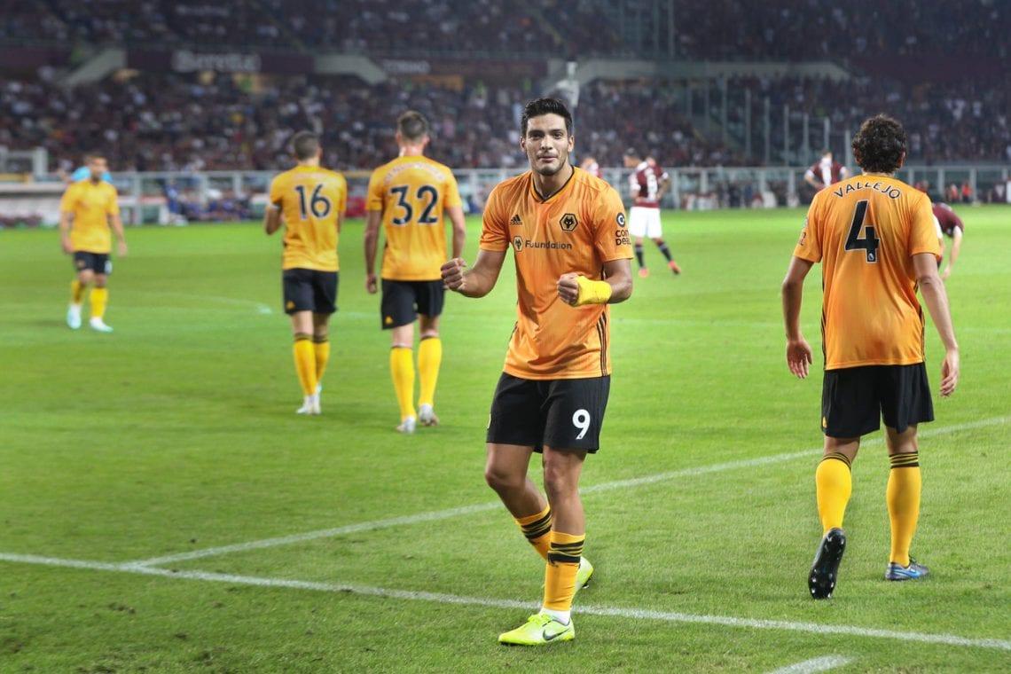 Liga Europy - Wolverhampton