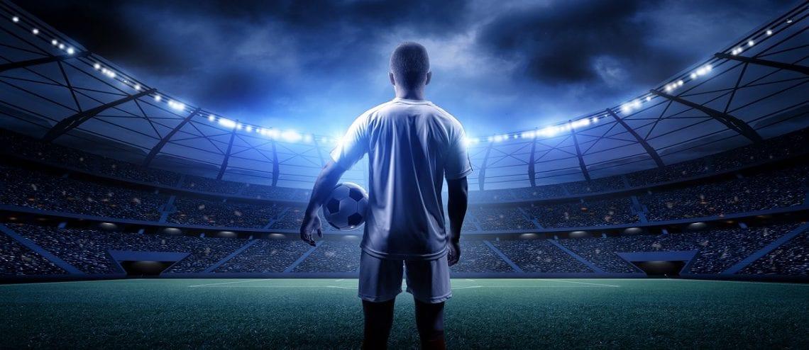 Piłka i piłkarz