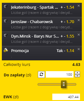 KHL 2 Fortuna AKO 05.09.