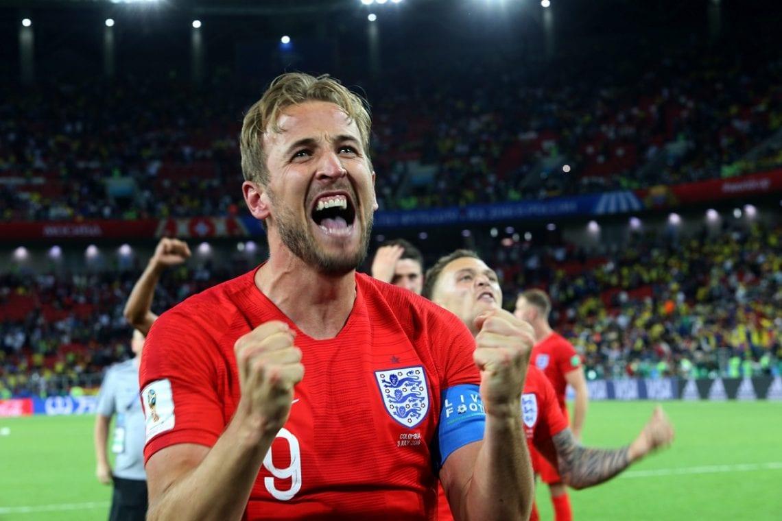 Reprezentacja Anglii Harry Kane