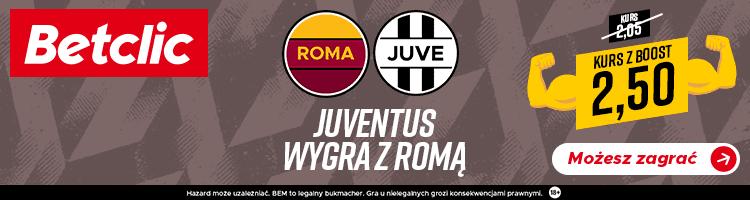 Juve - Roma boost Betlic