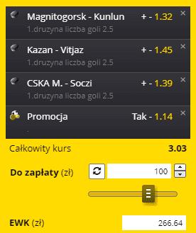 Fortuna 04.09. KHL