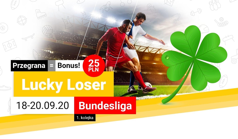 Bonus w Totolotku Lucky Loser