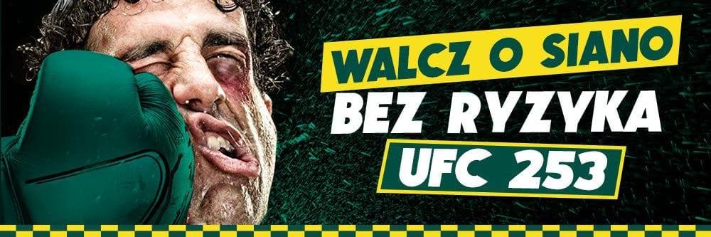 BETFAN bonus na UFC