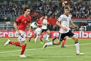 Mecz Niemcy vs Austria