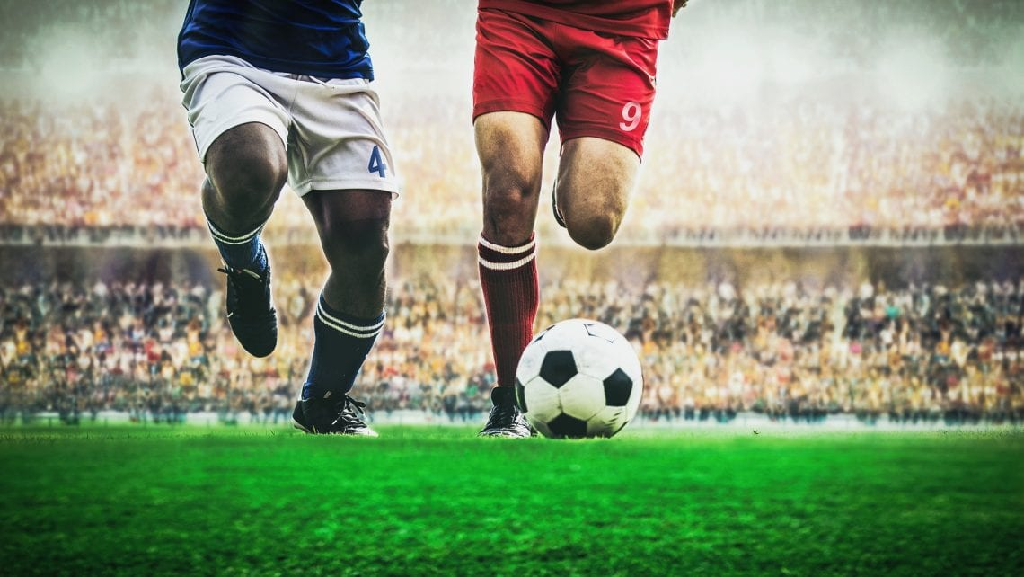 Piłka nożna piłkarze