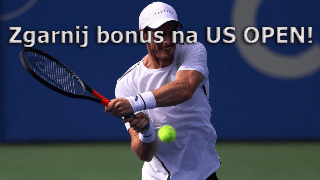 STS bonus US Open