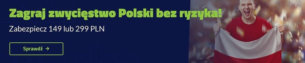 forBET bonus na mecz Polaków