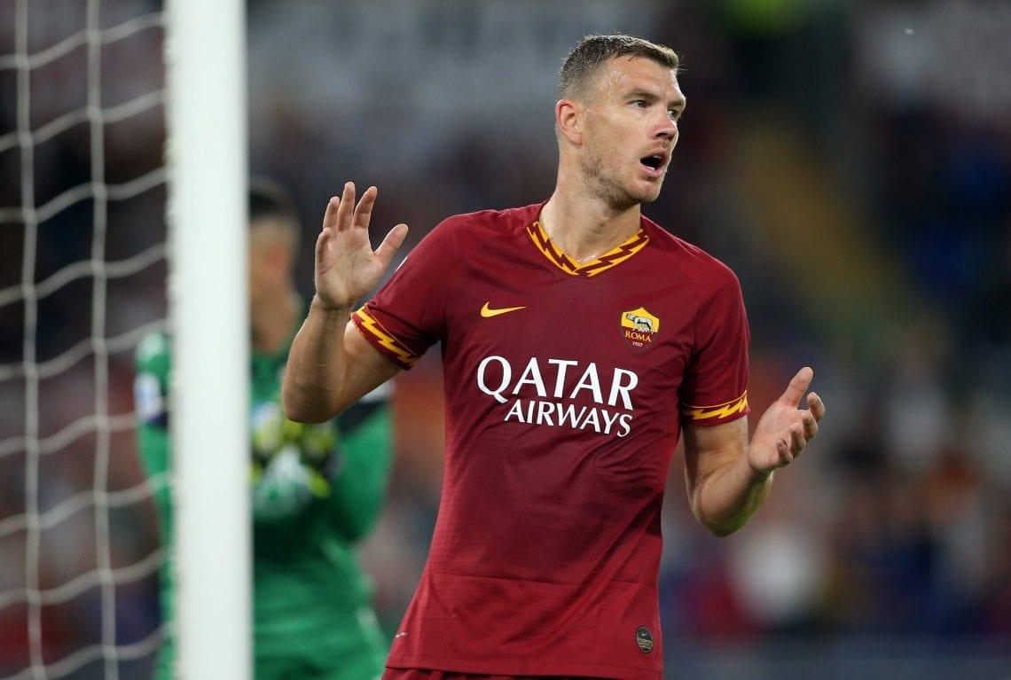 Edin Džeko, AS Roma