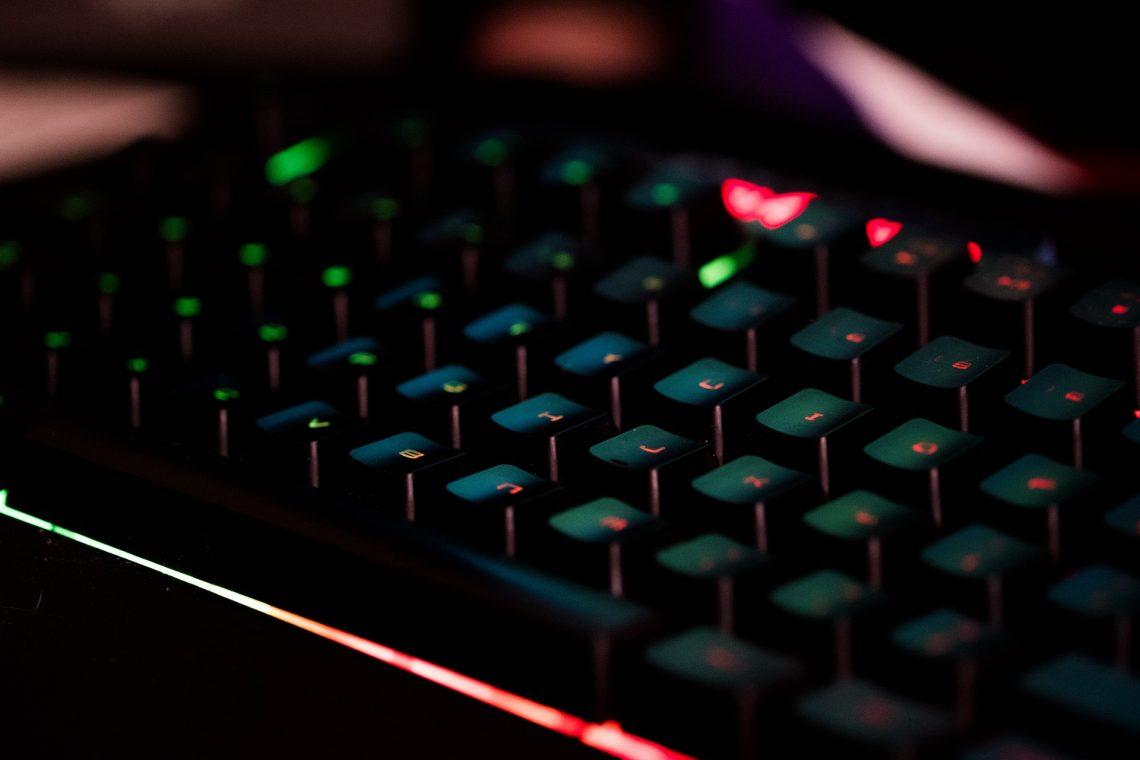klawiatura, przyciski