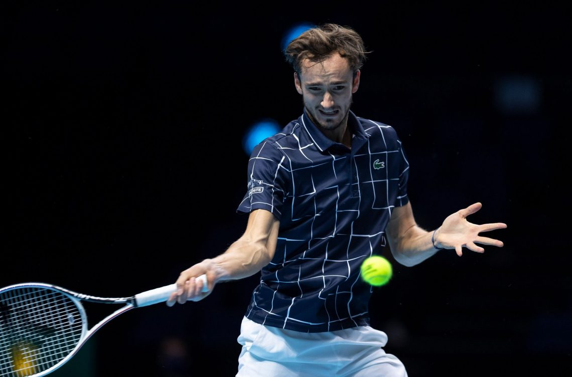 Danil Medvedev - tenis