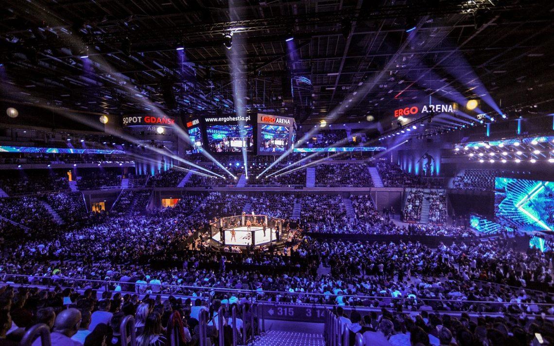 FAME MMA publika
