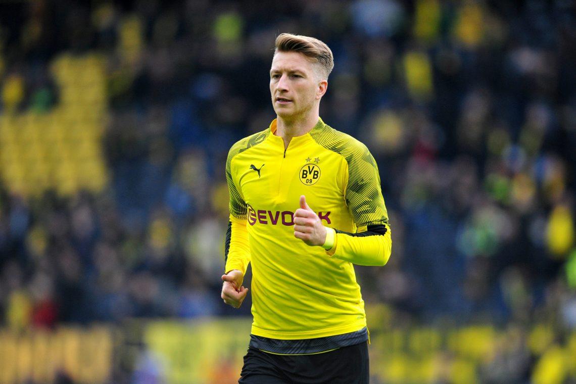 Reus Borussia Dortmund