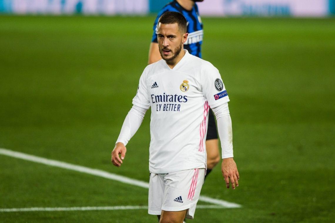 Eden Hazard Real Madryt