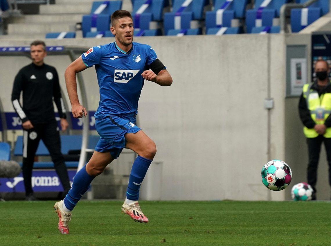 Zawodnik Hoffenheim Andrej Kramaric