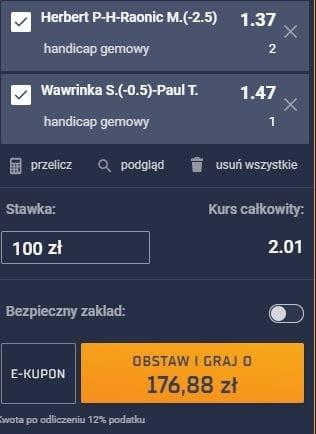Dubel Tenis 04.11.2020