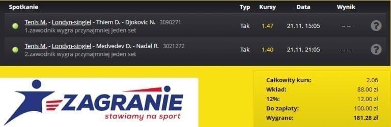 Dubel tenis 21.11.2020