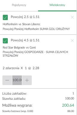 Liga Europy PZBUK 05.11. AKO