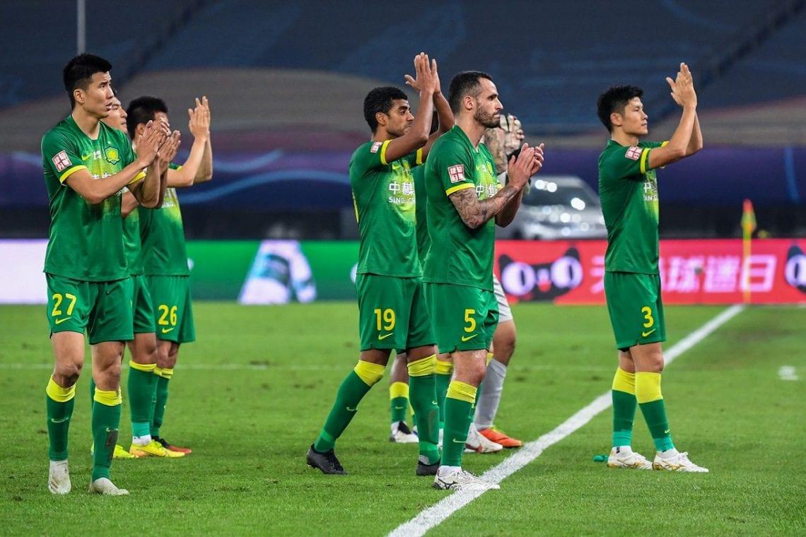 Beijing Guoan drużyna