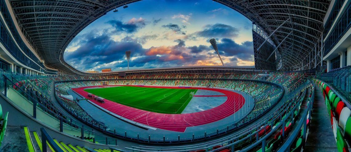 Narodowy stadion w Mińsku