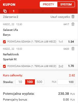 KHL na 22.11. Superbet