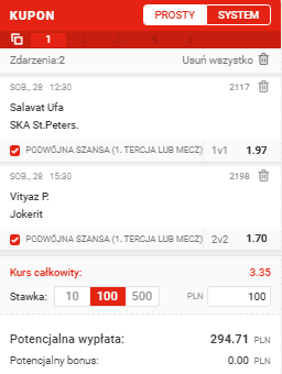 KHL na 28.11. Superbet