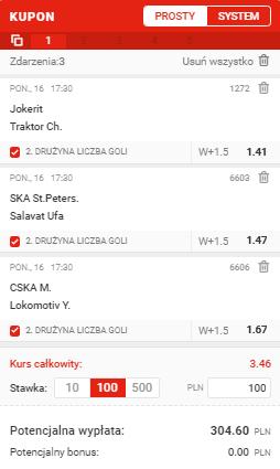 KHL trebel na 16.11. Superbet