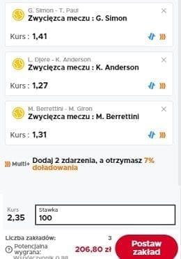 Triple tenis 03.11.2020