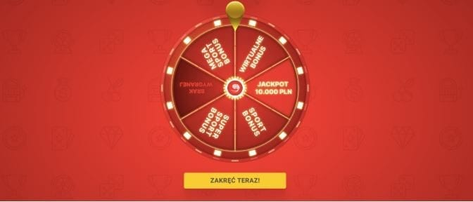 superbet grafika bonusowa koło