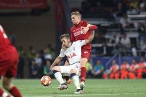 Liverpool vs Tottenham - final LM 18/19