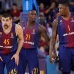 drużyna koszykarska