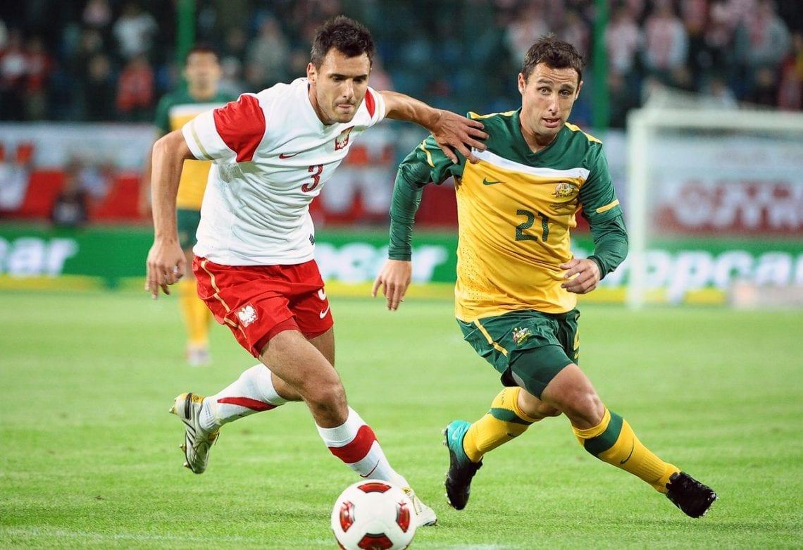 mecz Polska - Australia