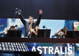 Zdjęcie zespołu Astralis