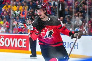 Kanada vs Czechy hokej na lodzie