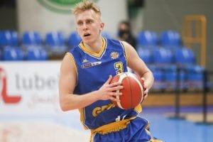 gracz Asseco Arki Gdynia