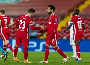 Zawodnicy Liverpoolu