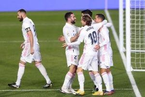 Zawodnicy Realu Madryt