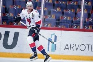 Zawodnik Torpedo KHL