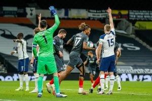 Tottenham Hotspur 20/21 - FA Cup 25.01